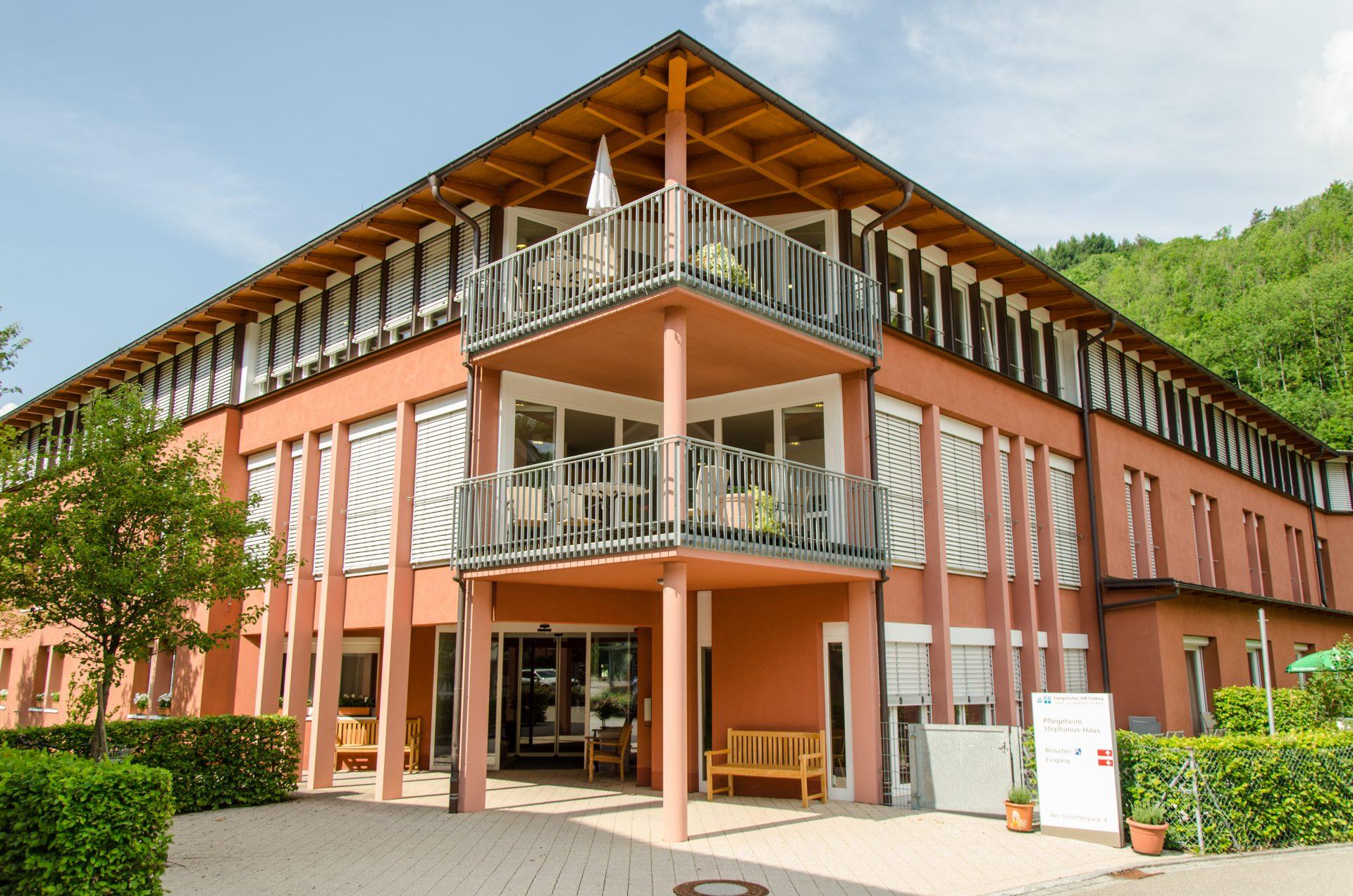 Das Stephanus-Haus Hornberg